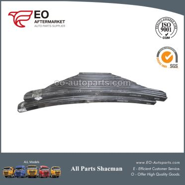 Rear Leaf Spring Plate Assembly DZ9114520240 For SHAANXI Shacman Truck